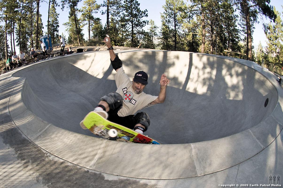 Randy Katen - FS Grind @ Bass Bowl