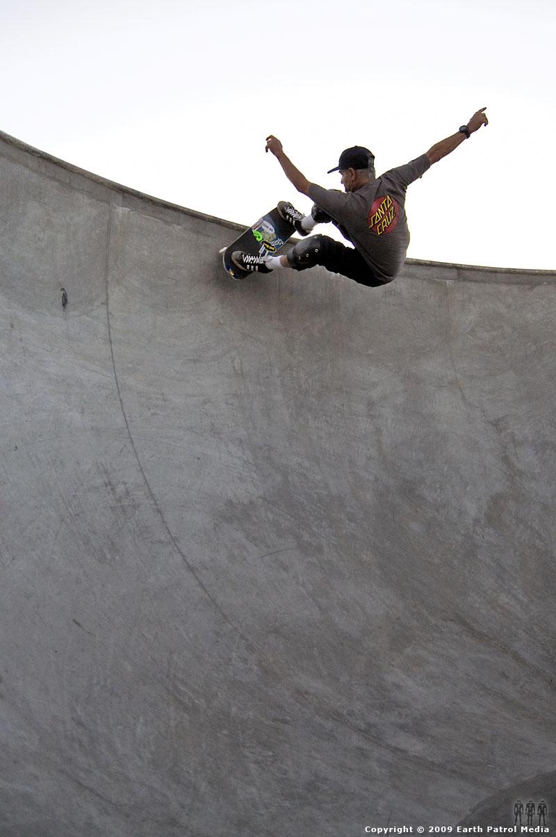 Randy Katen - FS Grind @ Butte