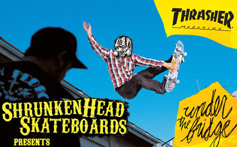 Under the Bridge - DIY Skatepark Video