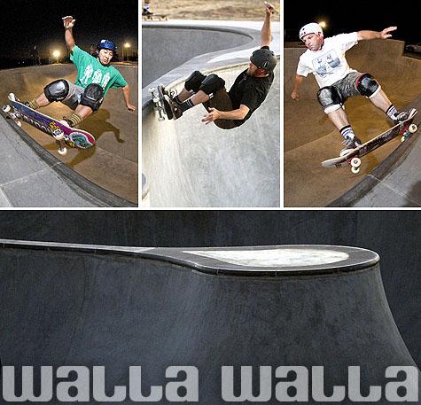 Walla Walla Skatepark - Walla Walla, Washington