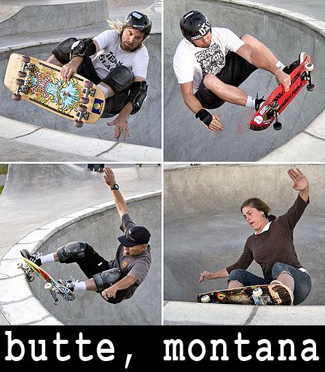 Butte Skatepark - Butte, Montana
