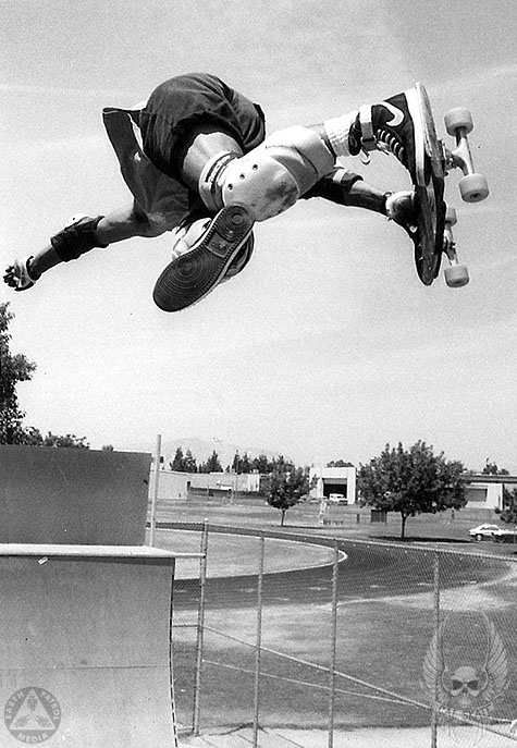 Cab - Judo : Cal Skate Relic