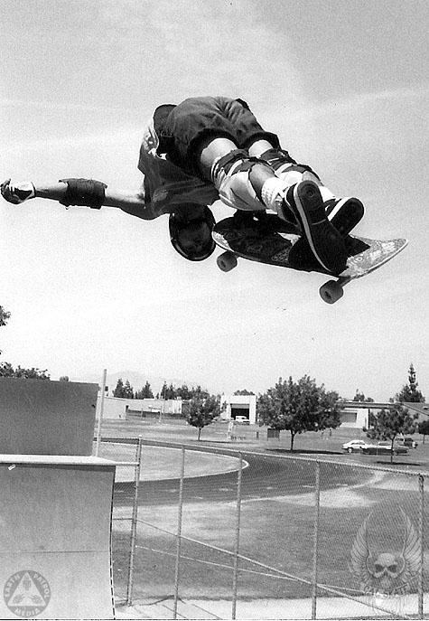 Cab - Rocket : Cal Skate Relic