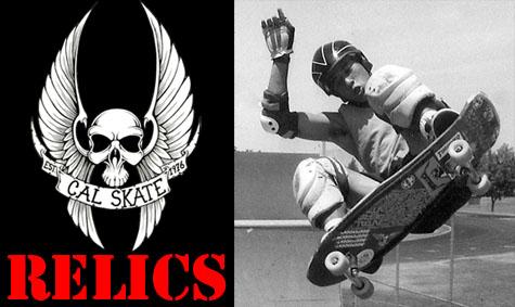 Cal Skate Relics for Wednesday, October 7, 2009