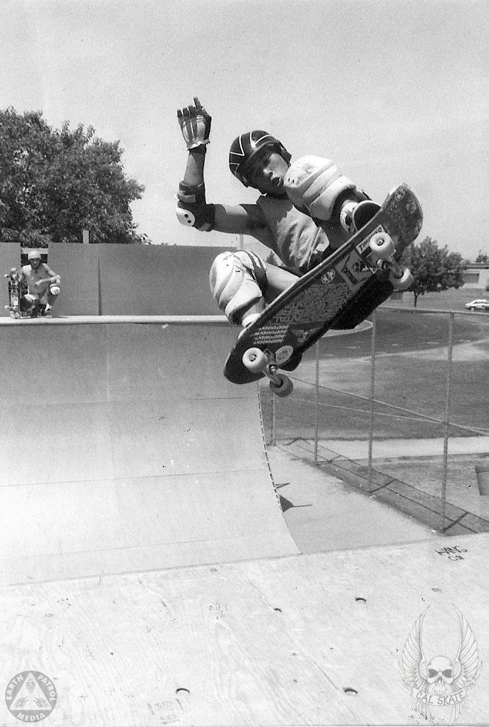 Cal Skate Relics 091007 - Steve Caballero