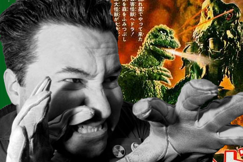 Dr. K. Movie Review - Godzilla vs. Heora