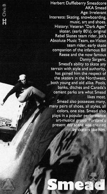 Burnside 2 - Board Sports Northwest - Dec. 1990