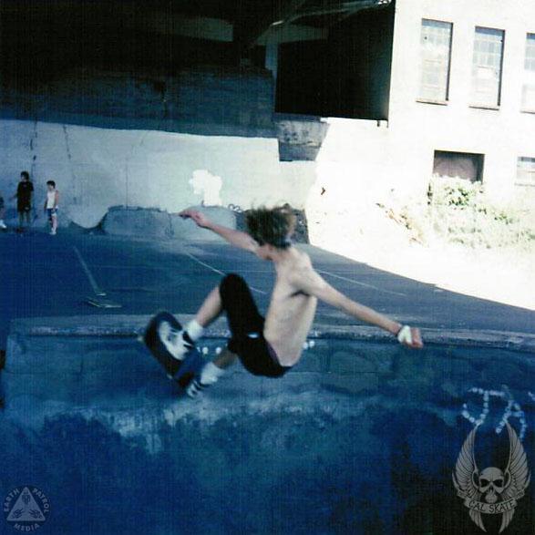 Early Burnside 2 - Approx. 1991-92