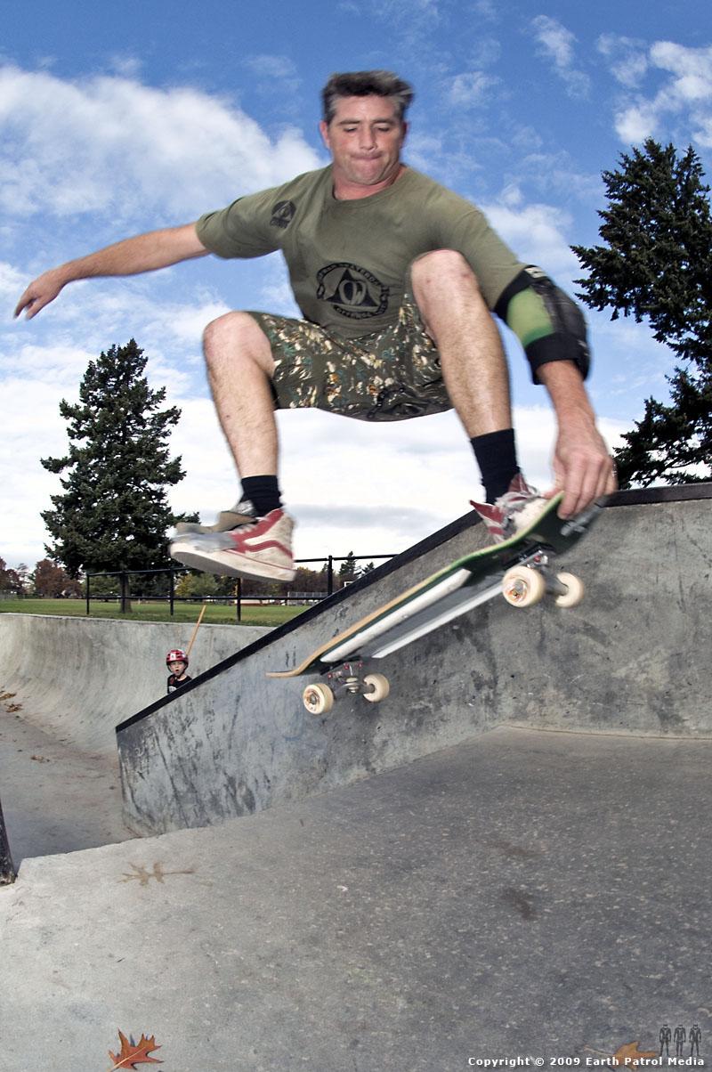 Steve Grover - One-Footer Up Gap @ Glenhaven