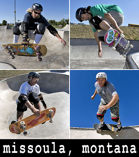 Missoula Skatepark - Missoula, Montana