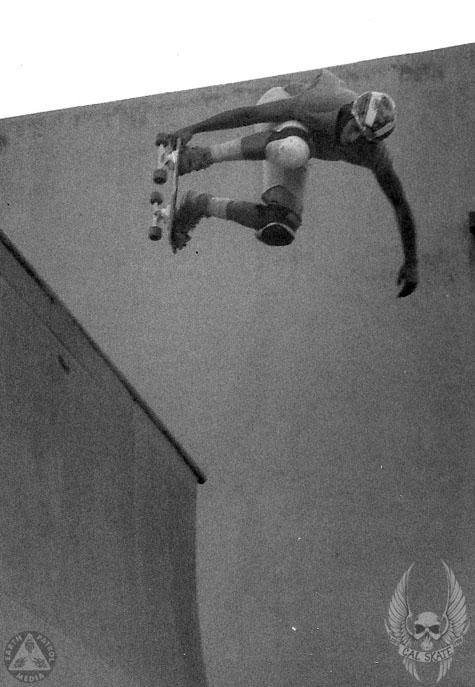 Myster Skater 1 - BS Air : Cal Skate Relic