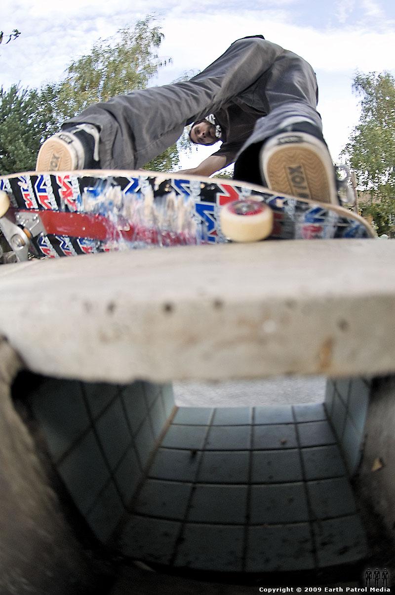 Tim Dorfus - BS Grind Deathbox @ MC's Bowl