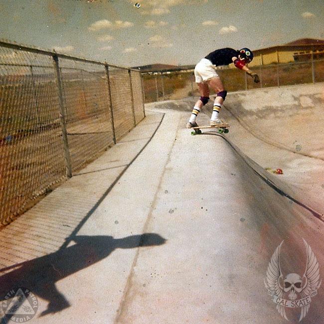 Rolling In - Cal Skate Relics