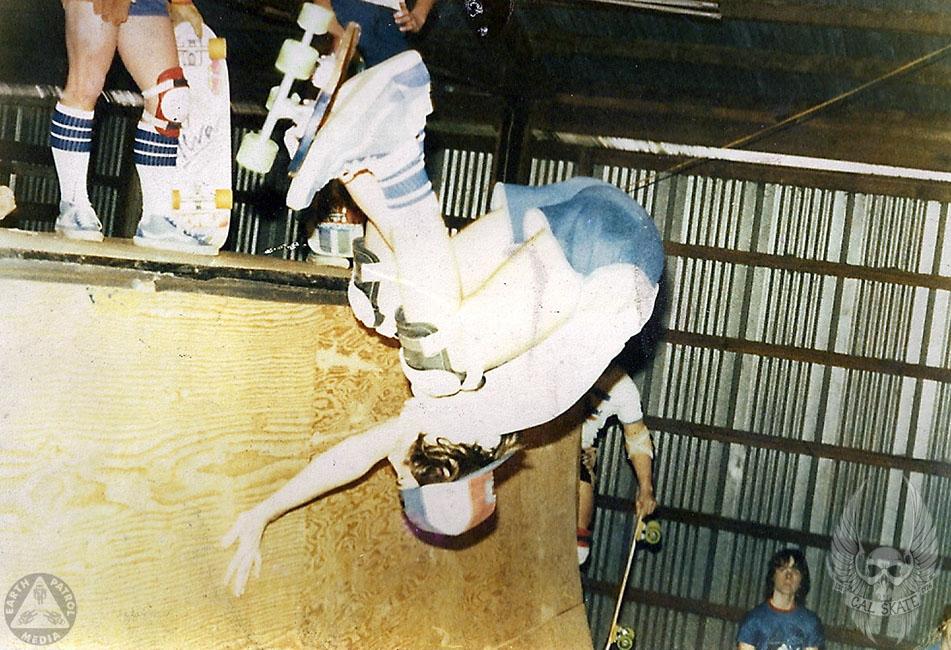 Invert - Cal Skate Relics