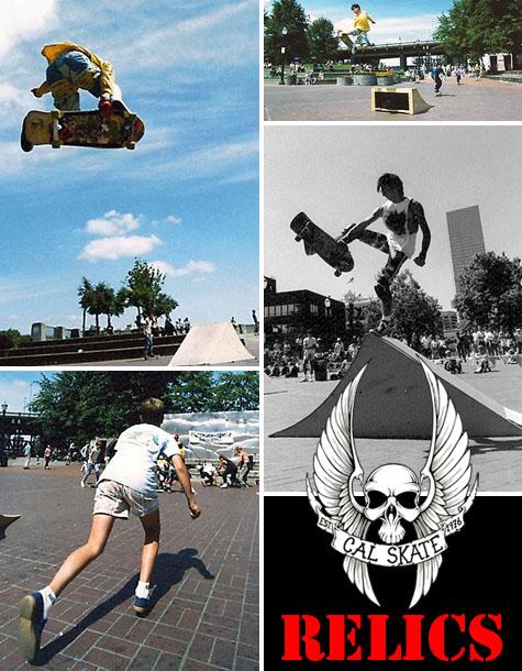 Take Me to the River - Cal Skate Relics