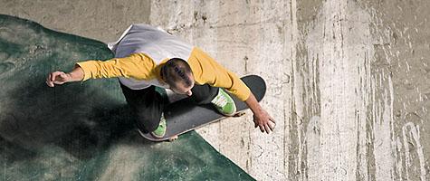 Josh Falk - Back Wall @ Burnside