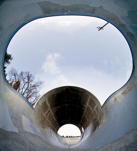 Portland Skate Park Crown Jewel - Pier Park