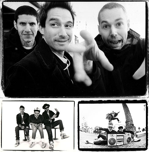 Beastie Boys on Earth Patrol YouTube Tuesday for December 8, 2009