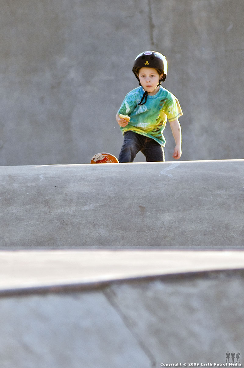 Jack Grover - Up the Roller with Donut 1 @ Newberg