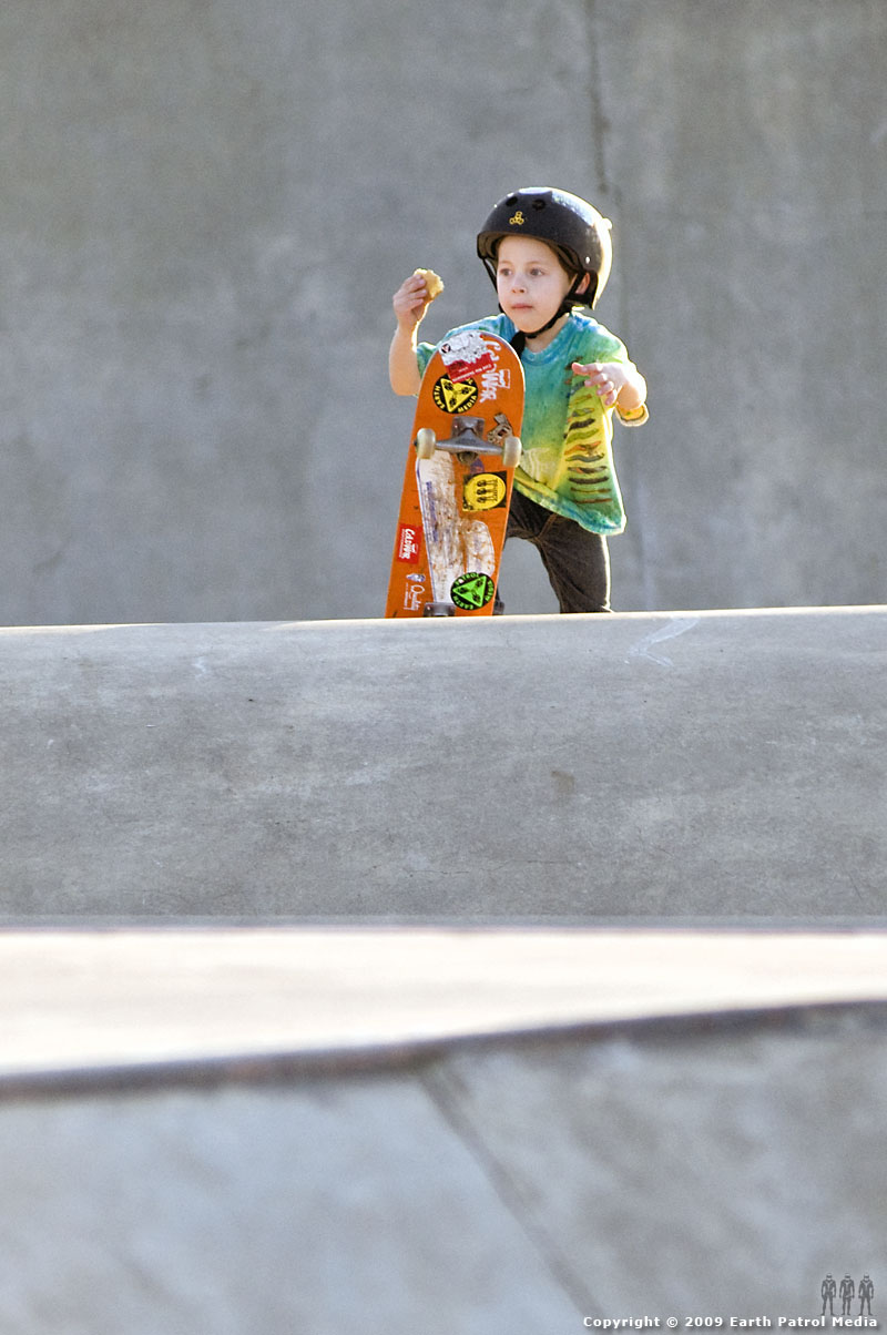 Jack Grover - Up the Roller with Donut 2 @ Newberg