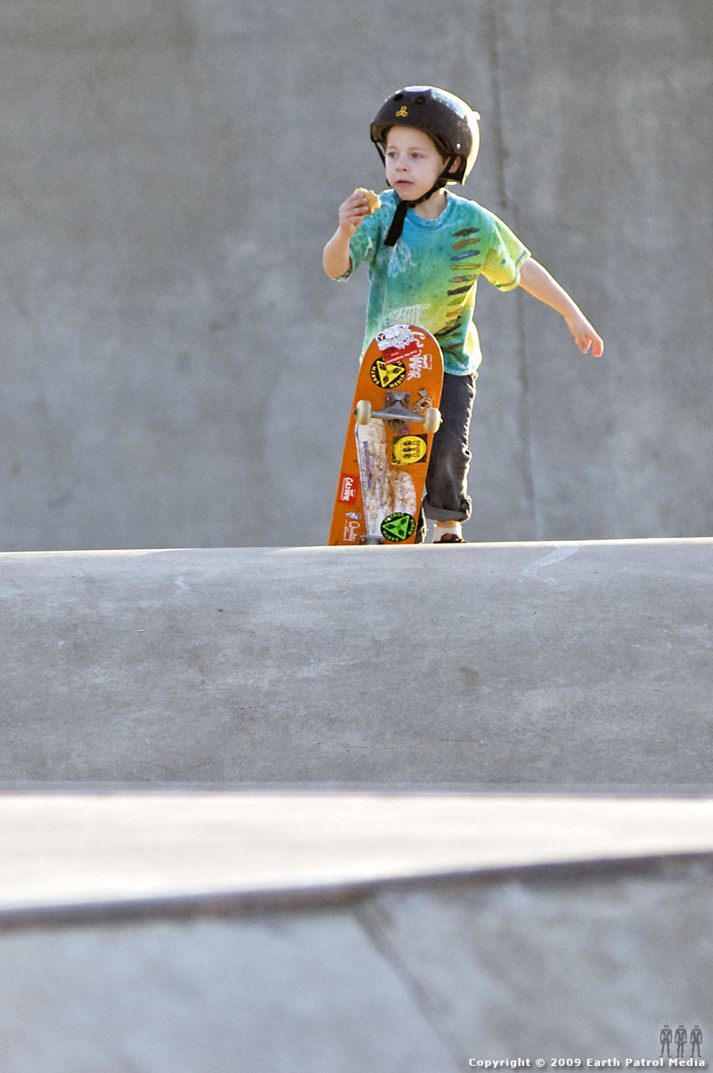 Jack Grover - Up the Roller with Donut 3 @ Newberg