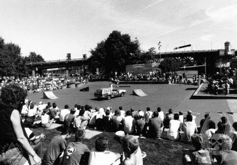 Exhibit 1: Waterfront Street Style Contest, Circa 1986