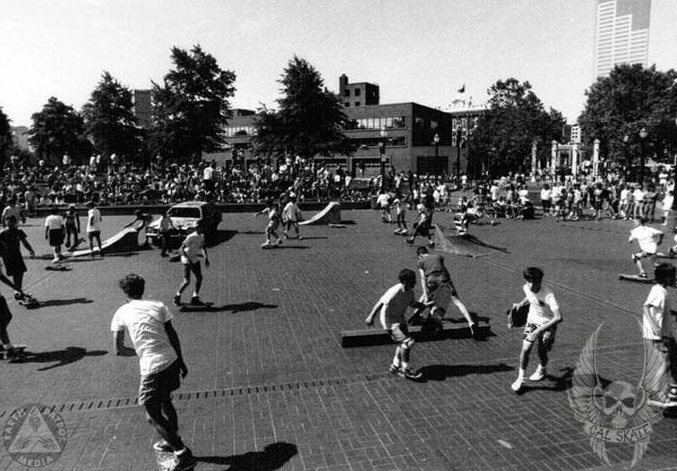 Exhibit 11: Waterfront Street Style Contest, Circa 1986