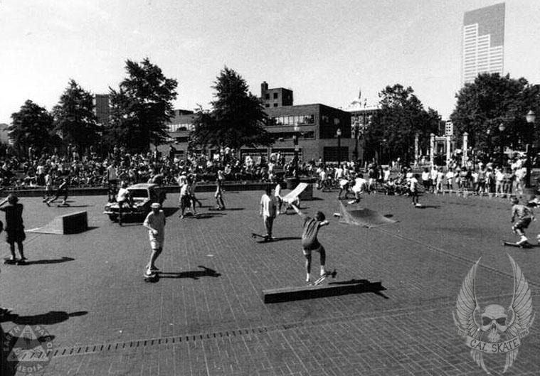Exhibit 12: Waterfront Street Style Contest, Circa 1986