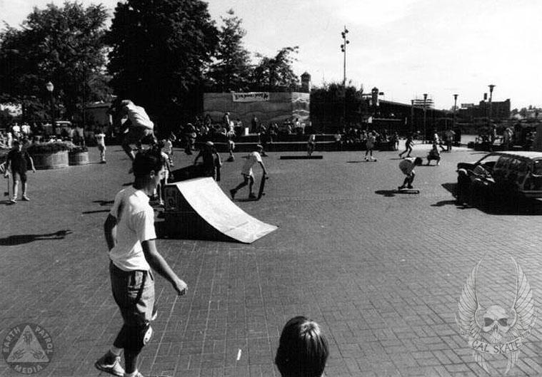 Exhibit 14: Waterfront Street Style Contest, Circa 1986