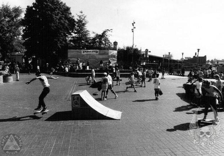 Exhibit 5: Waterfront Street Style Contest, Circa 1986