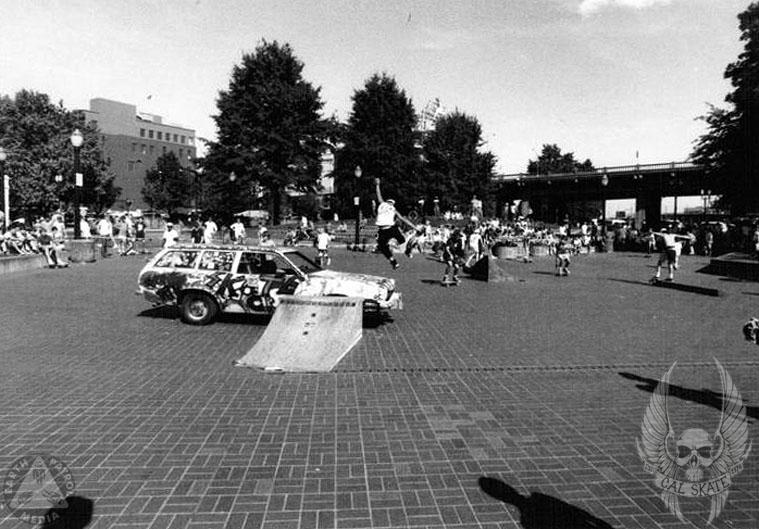 Exhibit 6: Waterfront Street Style Contest, Circa 1986
