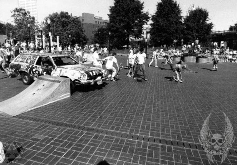 Exhibit 9: Waterfront Street Style Contest, Circa 1986