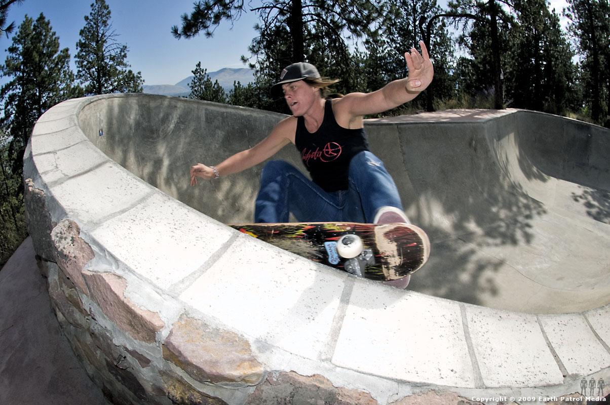 Kim Petersen - FS Grind @ Treasure Bowl