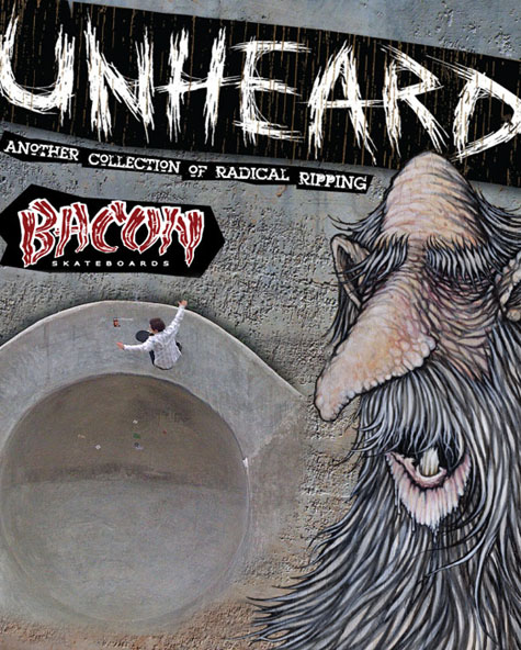 Bacon Skateboards - Unheard: 2010 Video Premier
