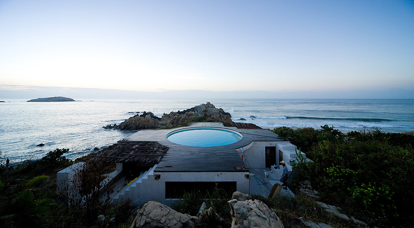 Observatory Beach House: View 1 - Gabriel Orozco and Tatiana Bilbao