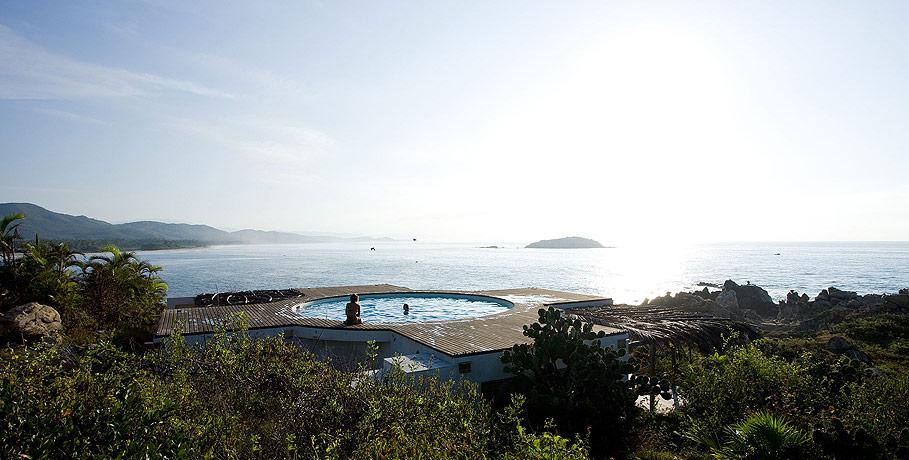 Observatory Beach House: View 4 - Gabriel Orozco and Tatiana Bilbao