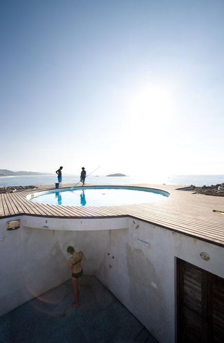 Observatory Beach House: View 2 - Gabriel Orozco and Tatiana Bilbao