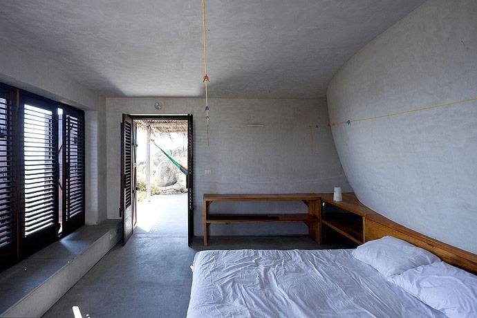 Observatory Beach House: View 3 - Gabriel Orozco and Tatiana Bilbao