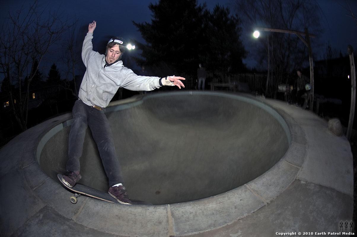 Benji Galloway - FS Smith @ MC's Bowl