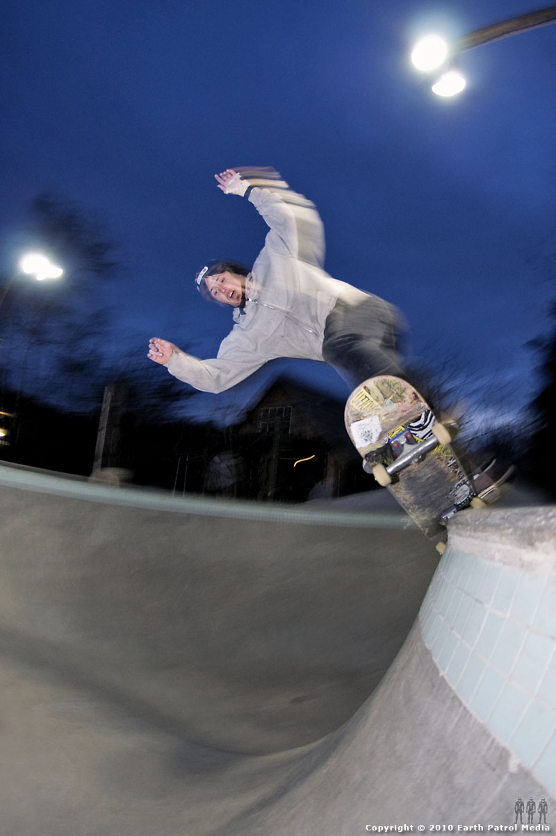 Benji Galloway - Hip Grind @ MC's Bowl