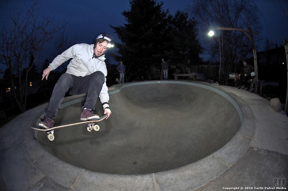 Benji Galloway - Lien Tail @ MC's Bowl