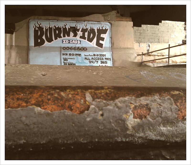 Burnside - 1974 Filter