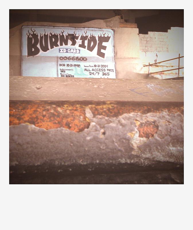 Burnside - Instant Filter