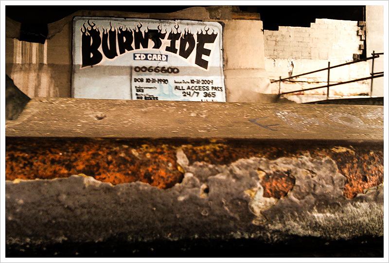 Burnside - Magazine Filter