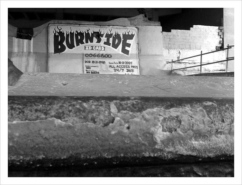 Burnside - Mono Filter