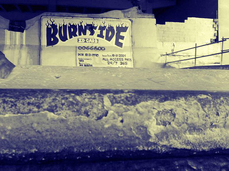 Burnside - Silver Filter