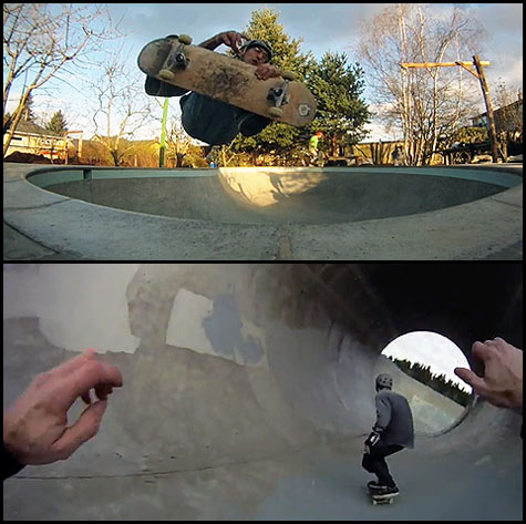 BK and KC GoPro HD