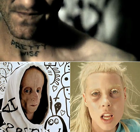 Die Antwoord on Earth Patrol's YouTube Tuesday