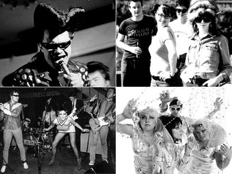 Rezillos, Revillos, Soviettes and Priscillas on Earth Patrol YouTube Tuesday