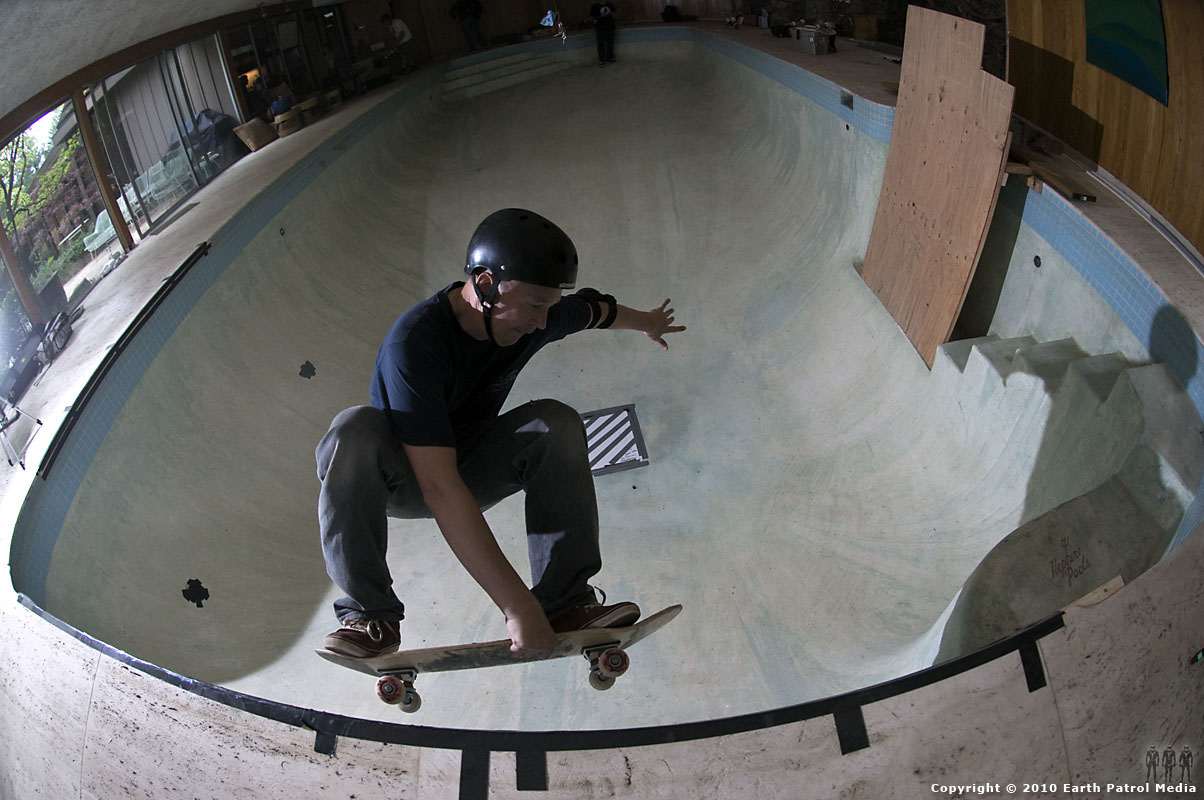 Mike Swim - FS Air @ Bamboo Bowl